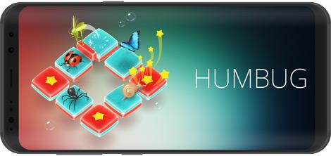 دانلود بازی Humbug - Genius Puzzle 2.2.4 - معمای حشرات برای اندروید + نسخه بی نهایت