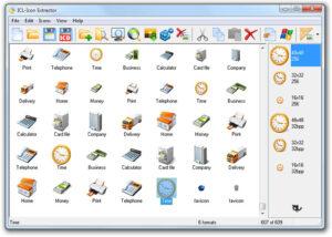 دانلود ICL-Icon Extractor - نرم افزار استخراج کننده آیکون