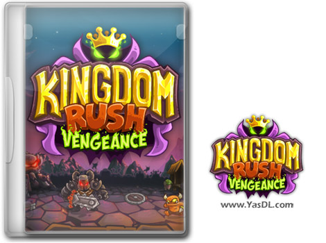 دانلود بازی Kingdom Rush Vengeance - Tower Defense برای PC