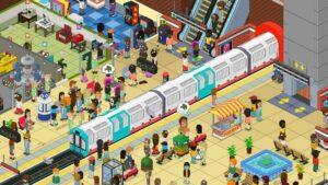 Overcrowd A Commute Em Up 2 300x169 - دانلود بازی Overcrowd A Commute Em Up برای PC