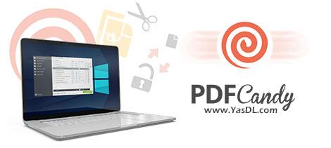 دانلود PDF Candy Desktop - تبدیل فرمت فایل های PDF