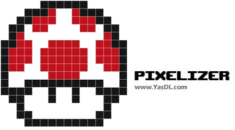 دانلود Pixelizer 1.0 - نرم افزار ساخت تصاویر پیکسل آرت