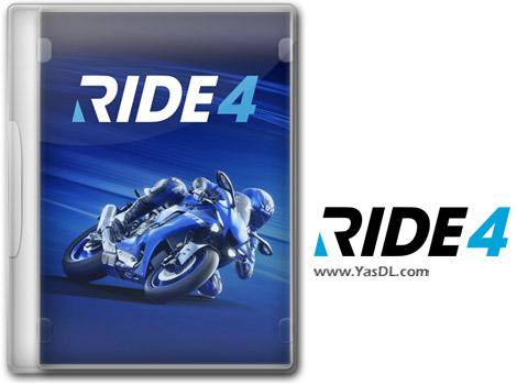 دانلود بازی RIDE 4 برای PC