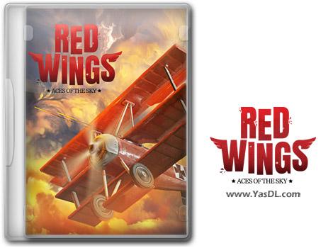 دانلود بازی Red Wings Aces of the Sky Incl DLC برای PC