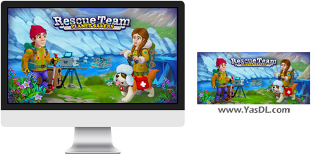 دانلود بازی Rescue Team Planet Savers برای PC