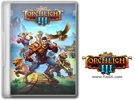 دانلود بازی Torchlight III برای PC