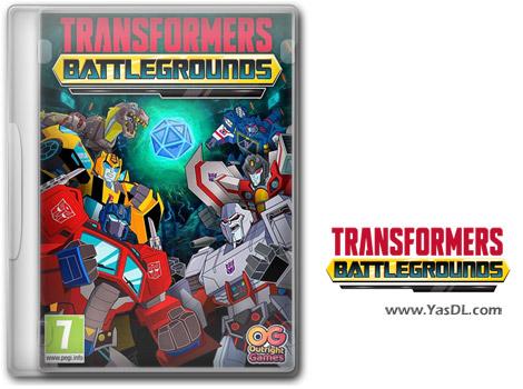 دانلود بازی Transformers Battlegrounds برای PC