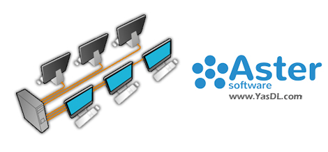 دانلود ASTER 2.26.3 - استفاده همزمان چند کاربر از کامپیوتر