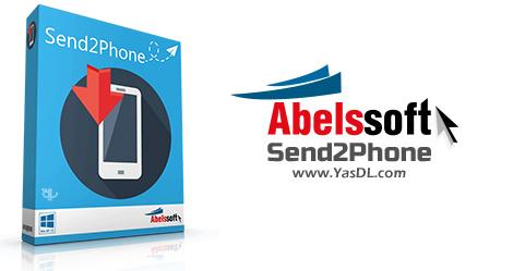 Abelssoft Send2Phone - نرم افزار انتقال فایل بین کامپیوتر و گوشی موبایل