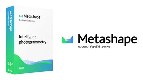 دانلود Agisoft Metashape Professional 1.7.3 Build 12312 - نرم افزار فتوگرامتری هوشمند