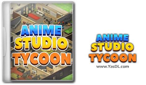 دانلود بازی Anime Studio Tycoon برای PC