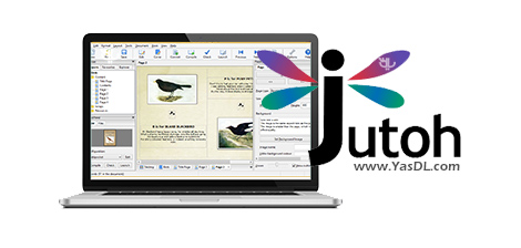 Anthemion Jutoh - نرم افزار ویرایش و ساخت کتاب های الکترونیکی