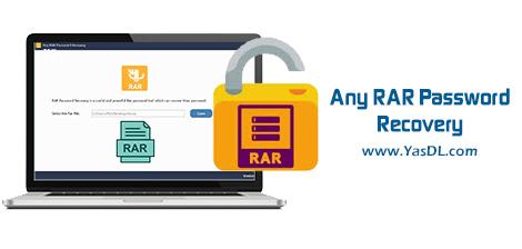 Any RAR Password Recovery - نرم افزار بازیابی رمز فایل های RAR