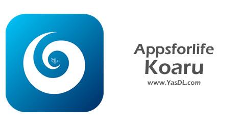 Appsforlife Koru - نرم افزار ساخت مدل های 3 بعدی با WebGL