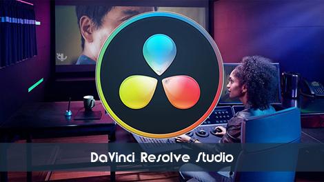 Blackmagic Design DaVinci Resolve Studio - ویرایش حرفه ای رنگ، جلوه های تصویری و صدا