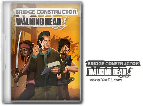 دانلود بازی Bridge Constructor The Walking Dead برای PC