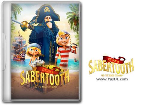 دانلود بازی Captain Sabertooth and the Magic Diamond برای PC