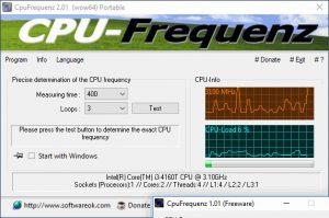 CpuFrequenz.cover1  300x199 - دانلود CpuFrequenz 3.44 + Portable - مشاهده اطلاعات و قدرت واقعی پردازنده (CPU)