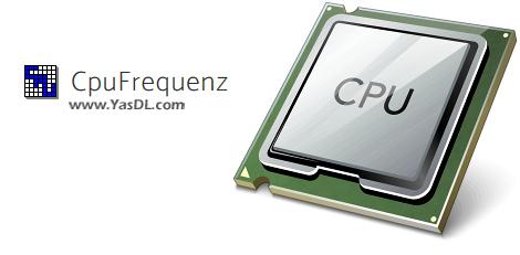 دانلود CpuFrequenz 3.44 + Portable - مشاهده اطلاعات و قدرت واقعی پردازنده (CPU)