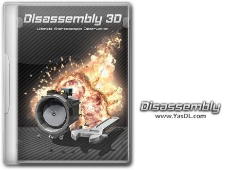 دانلود بازی Disassembly 3D برای PC