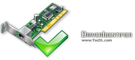 دانلود DriverIdentifier 6.0 + Portable - نرم افزار جستجو، دانلود و نصب درایورها
