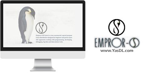 دانلود Emperor-os 18.04.5 - سیستمعامل ایرانی: توزیع لینوکس امپراتور