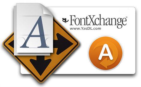 دانلود FontXChange - نرم افزار تبدیل فرمت فونت