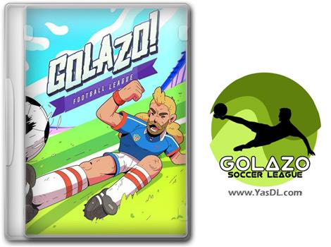 دانلود بازی Golazo! Soccer League برای PC