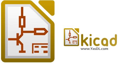 دانلود KiCad 5.1.8 x86/x64 - نرم افزار طراحی شماتیک مدارات الکترونیکی