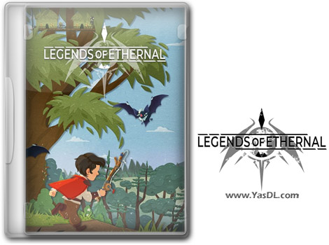 Legends of Ethernal.cover  2 - دانلود بازی Legends of Ethernal برای PC