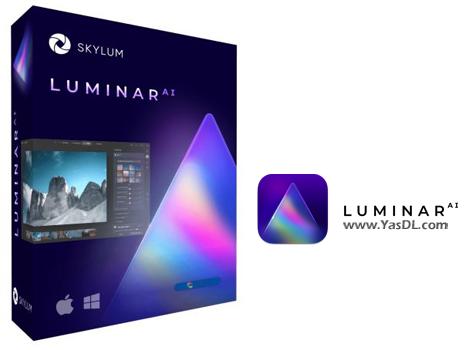 دانلود Luminar AI 1.0.0 (7189) - نرم افزار ویرایش هوشمند و سریع تصاویر