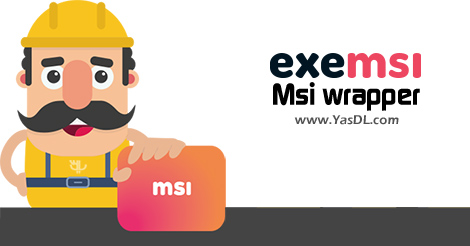 MSI Wrapper Pro - نرم افزار تبدیل فایل نصبی EXE به MSI