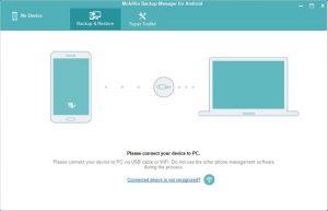 MobiKin Backup Manager for Android - نرم افزار پشتیبان گیری از گوشی های اندرویدی