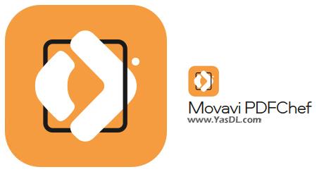دانلود Movavi PDFChef 21.0.0 x86/x64 - نرم افزار ویرایش اسناد PDF