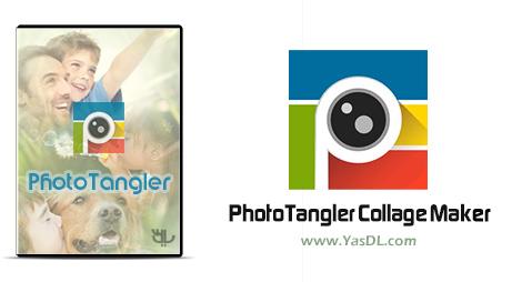 PhotoTangler Collage Maker - نرم افزار ساخت کلاژ با ترکیب چند عکس