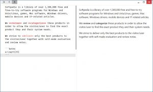 Qilin.cover1  300x180 - دانلود Qilin 0.4.0 Alpha - نرم افزار ویرایشگر حرفهای متن
