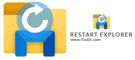 دانلود Restart Explorer 1.5 - نرم افزار ریست کردن ویندوز اکسپلورر