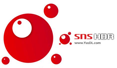 دانلود SNS-HDR Professional 2.7.2.1 - نرم افزار ساخت تصاویر اچدیآر (HDR)