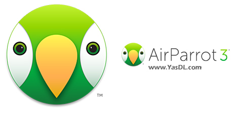 دانلود Squirrels AirParrot 3.1.3.135 x86/x64 - نرم افزار به اشتراکگذاری بیسیم صفحه نمایش