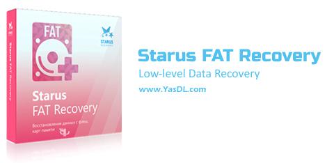 Starus FAT Recovery - نرم افزار ریکاوری اطلاعات حذف شده