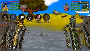 Swords and Sandals Crusader Redux 4 300x169 - دانلود بازی Swords and Sandals Crusader Redux برای PC
