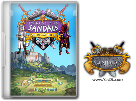 دانلود بازی Swords and Sandals Crusader Redux برای PC