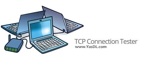 دانلود TCP Connection Tester 1.4 - نرم افزار تست تیسیپی کانکشن