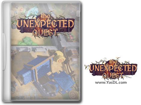 دانلود بازی The Unexpected Quest برای PC