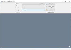 VovSoft Webcam Capture - نرم افزار تبدیل وب کم به دوربین عکاسی