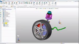 ZW3D - نرم افزار طراحی و مدل سازی 3 بعدی