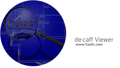 دانلود de·caff Viewer 3.14.05 - باز کردن و مشاهده نقشههای اتوکد
