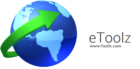 دانلود eToolz 4.5.2 - نرم افزار پینگ گرفتن از آیپی آدرسها
