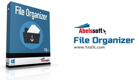 دانلود Abelssoft File Organizer 2021 v3.01.11 - نرم افزار دسته و مرتب سازی فایل ها