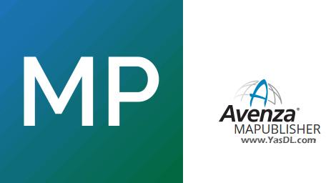 دانلود Avenza MAPublisher for Adobe Illustrator 10.7 - نرم افزار ساخت نقشههای اختصاصی